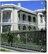 Garden District 41 Acrylic Print