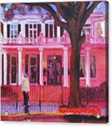 Garden District Acrylic Print