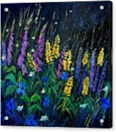 Garden Flowers 679080 Acrylic Print
