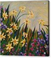 Garden Acrylic Print
