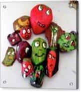 Garden Gang Acrylic Print
