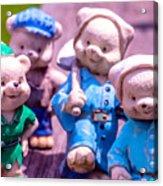 Garden Gnome 8 Acrylic Print