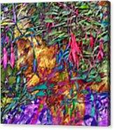 Garden Of Forgiveness Acrylic Print