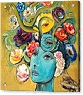 Garden Of Good And Evil  Acrylic Print