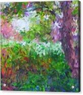 Garden Of Joy Acrylic Print