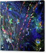Garden Of The Deep Acrylic Print