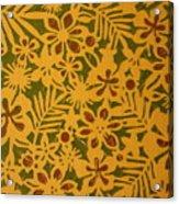Garden Print Acrylic Print