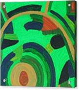 Garden project Acrylic Print