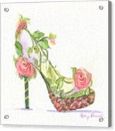Garden Shoe Acrylic Print