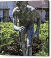 Garden Statue Ringling Museum  Acrylic Print