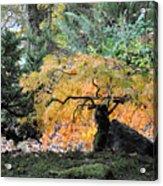 Garden Tapestry Acrylic Print