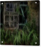 Garden Window 2 Acrylic Print