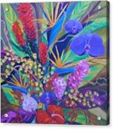 Gardner Tropicals Acrylic Print