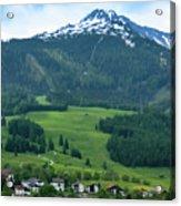 Garmisch-partenkirchen Germany Acrylic Print