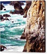 Garrapata Highlands 7 Acrylic Print