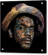 Gary Clark, Jr. No. 2 Acrylic Print