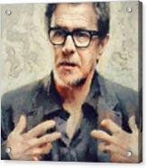 Gary Oldman  Acrylic Print