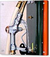Gas Pump Handle Acrylic Print