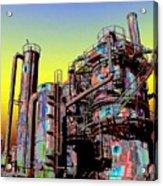 Gasworks Park 1 Acrylic Print