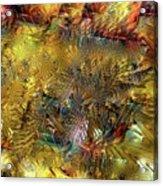 Gates Of The Sun Acrylic Print