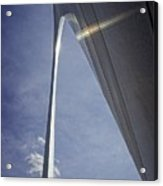Gateway Arch Opus 4 Acrylic Print