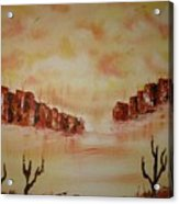 Gateway To Eternity Acrylic Print