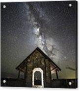 Gateway To The Stars Acrylic Print
