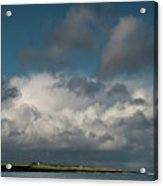 Gathering Clouds Acrylic Print