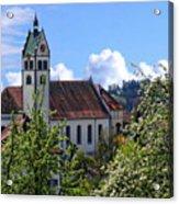 Gattnauer Parish Church Acrylic Print