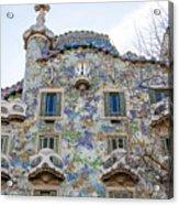 Gaudi Architecture  Acrylic Print
