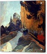 Gauguin: Alyscamps, 1888 Acrylic Print