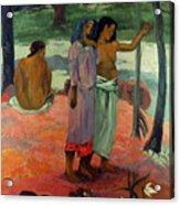 Gauguin: Call, 1902 Acrylic Print