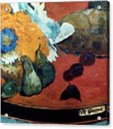 Gauguin: Fete Gloanec, 1888 Acrylic Print