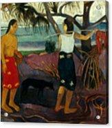 Gauguin: Pandanus, 1891 Acrylic Print