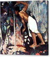 Gauguin: Pape Moe, 1892 Acrylic Print