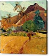 Gauguin: Tahiti, 1891 Acrylic Print