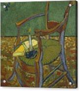 Gauguin's Chair Acrylic Print