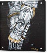 Gaunlet Acrylic Print