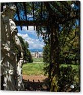 Gazebo With A View Acrylic Print