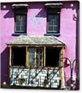 Gearagh Pub In Macroom Ireland Acrylic Print