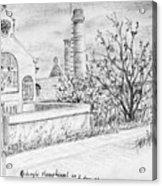 Gedempt Hamerkanaal Acrylic Print
