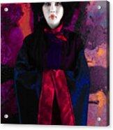 Geisha 5 - Geisha Series Acrylic Print