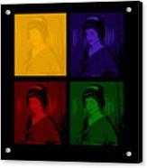Geishas Acrylic Print