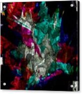 Gem Stones Acrylic Print