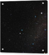 Gemini Constellation Acrylic Print by Eckhard Slawik