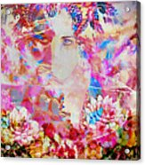 Gemini Woman Acrylic Print
