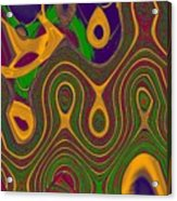 Gems 4 Acrylic Print