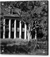 General Beauregard's Plantation Acrylic Print