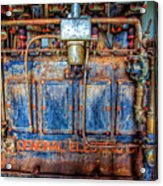 General Electric Acrylic Print