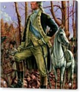 General George Washington Acrylic Print